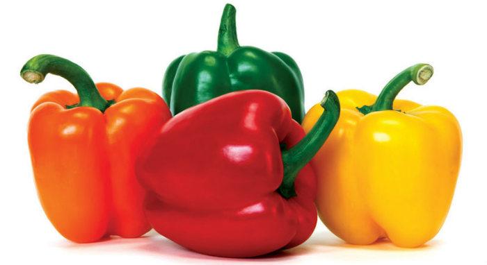 Sorte paprike
